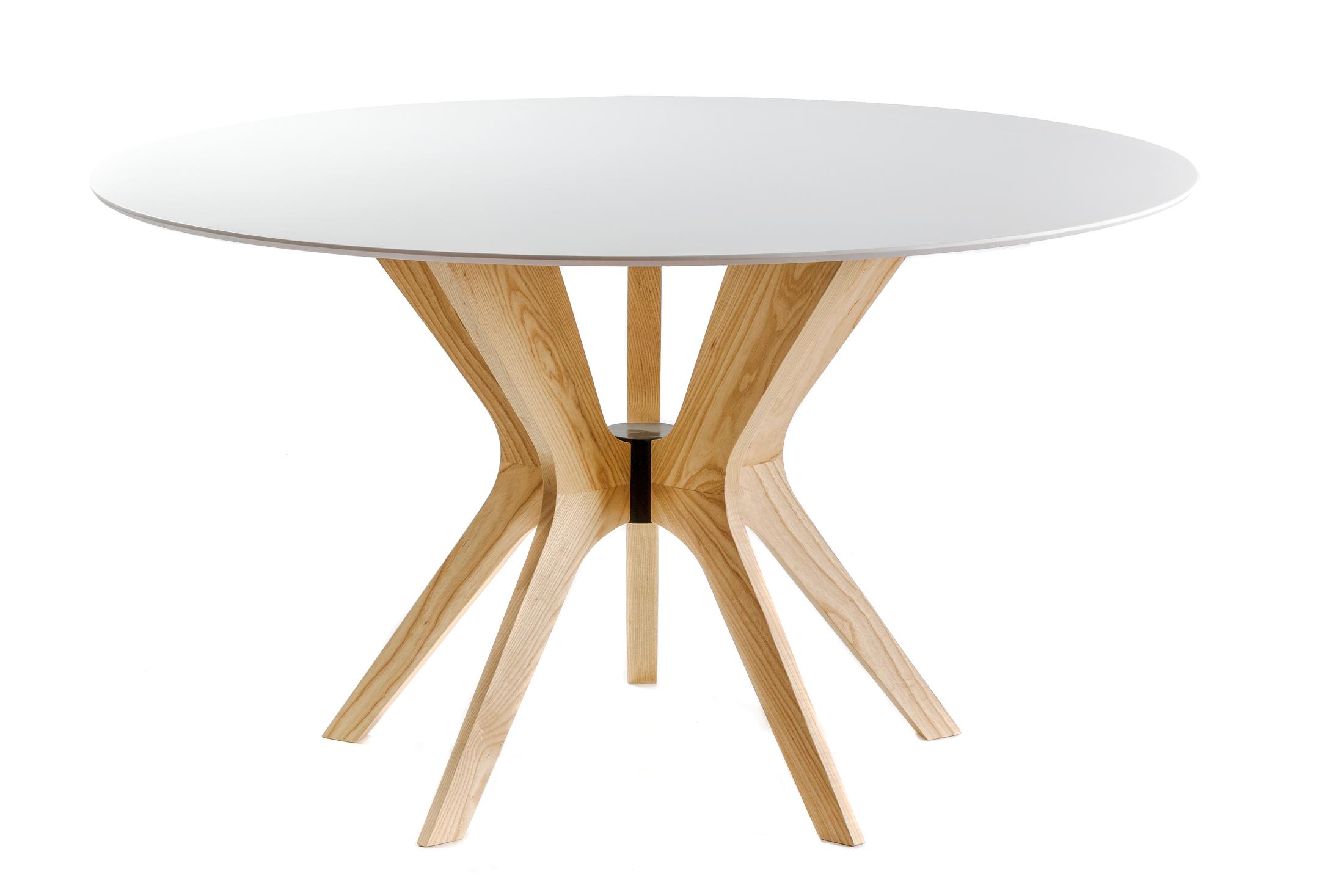 Tavolo rotondo dmogoro vetrine dell 39 artigiano artistico for Tavolo rotondo o qui