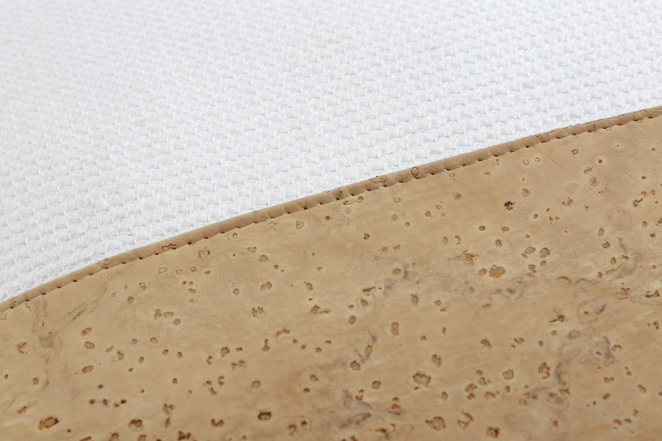 cuscino liscio sughero