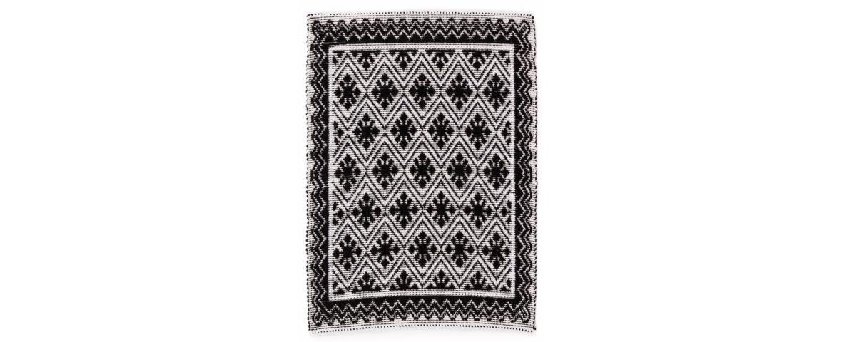 Laboratorio tessile su telalzu vetrine dell 39 artigiano - Tappeto bianco e nero ...