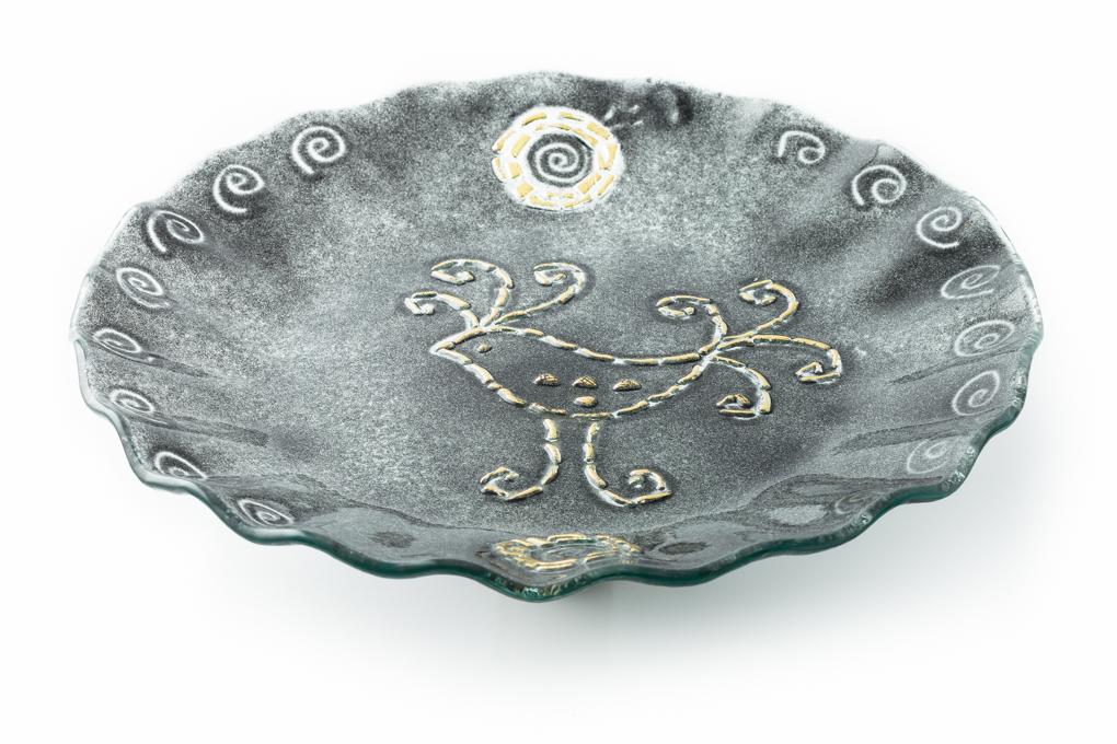 Lapwing plate | Vetrine dell'Artigiano Artistico